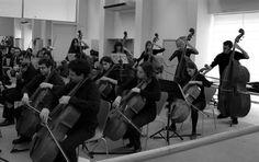 Presentación Barbieri Symphony Orchestra en Europa Press
