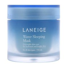 Buy Laneige 2015 New : Water Sleeping Mask 70ml at YesStyle.com! Quality products at remarkable prices. FREE WORLDWIDE SHIPPING on orders over US$35.