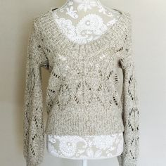 The Limited sweater  The Limited sweater  Size M. In good used condition The Limited Sweaters Crew & Scoop Necks