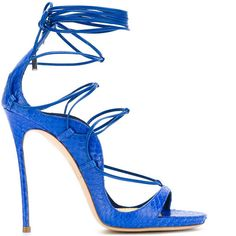 DSquared strappy ankle-wrap sandal
