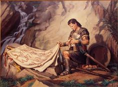 LDS Church News - Book of Mormon examples: Forgiving others Tolkien, Book Of Mormon Stories, Stripling Warriors, Lds Books, Later Day Saints, Lds Scriptures, Church Pictures, Lds Church, Church Ideas