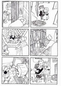 Hansel et Gretel | séquence