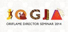 JOGJA kota selanjutnya yang akan dikunjungi oleh Leader Oriflame untuk Director Seminar 2014