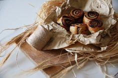 In Her Smell: Nutella Cruffin