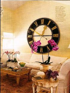1a392f5a827 26 melhores imagens de Relógios de parede