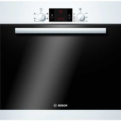 Bosch Serie 4 Built In Electric Single Oven - White - A Rated Single Oven, Great Deals, Washing Machine, Kitchen Design, Kitchen Appliances, Building, North London, Ovens, Electric