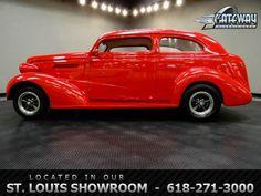 1937 Chevrolet Sedan   - Stock #5765-STL