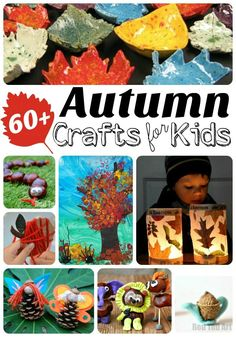 Autumn Crafts for Ki