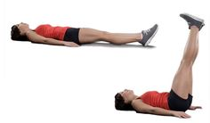 6. Leg Raise: Leg raise or leg lifts are among the best outer thigh exercises and provide you …