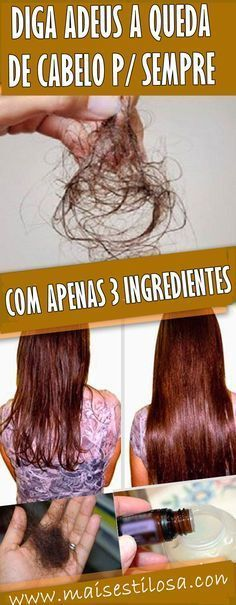 Just Add These Two Ingredients To Your Shampoo And Say Goodbye To Hair Loss Fore. Just Add These Two Ingredients To Your Shampoo And Say Goodbye To Hair Loss Forever - My Tips Health Stop Hair Loss, Prevent Hair Loss, Stress And Hair Loss, What Causes Hair Loss, Hair Loss Reasons, Excessive Hair Loss, Hair Loss Remedies, Grey Hair Remedies, Healthy Hair Remedies