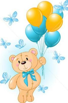 Cute Teddy Bear | Download For Iphone Background Cute Teddy Bear From Category Cartoons ...