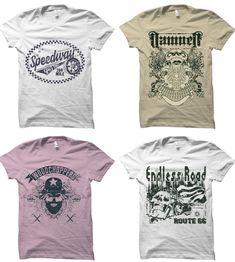 Best T shirt design vector reviews in 2019 [Fully update] - maabdullah.us T Shirt Design Vector, Logo Design, Typography Design, Skull Motorcycle, Vintage T-shirts, Design Vintage, T Shirt Factory, Best T Shirt Designs, Grunge