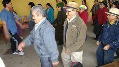 Imágenes de la gran labor cumplida en este club de adultos mayores,perteneciente al Ministerio de Salud.
