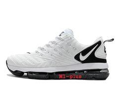 39ae8b9e01ff Nike Air Max 2019 Nouveau Coussin Dair Chaussures de sport Hommes Noir blanc  SH1712-010