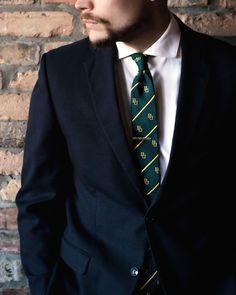 Men's Baylor Signature Tie
