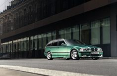 Not something you see every day— E36 M3 Touring « . . .