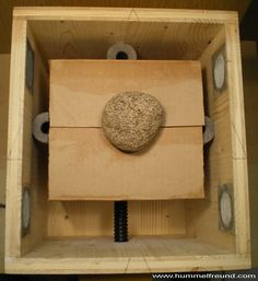 Hummelkasten, Hummelpension, Hummelkasten selbstbauen, Hummelkasten bauen