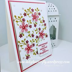 Such a versatile stamp set and it's free with a qualifying order during Sale-a-bration! Cool Cards, Diy Cards, Handmade Birthday Cards, Handmade Cards, Slider Cards, Stampin Up Catalog, Stamping Up, Folded Cards, Stampin Up Cards