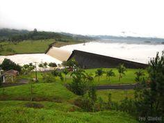 Barragem oeste de Taió - 09-09-2011