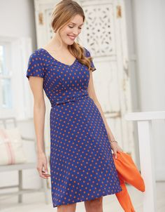 Lucy Spot Dress.