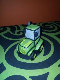 Tractor fimo