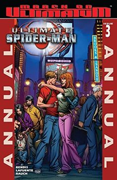 Ultimate Spider-Man _Annual 3 - Read Ultimate Spider-Man _Annual 3 comic online in high quality Online Comic Books, Free Comic Books, Comics Online, Wizards Logo, Ultimate Marvel, Comic Book Collection, Free Comics, Marvel Entertainment