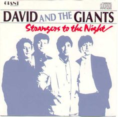 David And The Giants- Strangers To The Night-1988- Christian Rock/ Pop