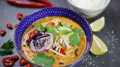 Twisted Street Kitchen Thai Red Curry, Street, Ethnic Recipes, Kitchen, Food, Baking Center, Cooking, Kitchens, Roads