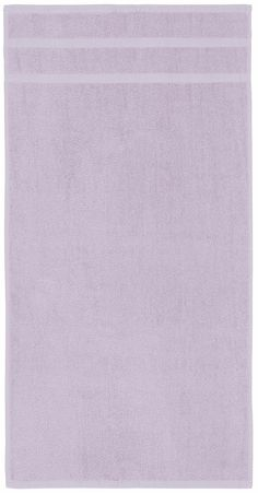 Schön ansprechende Badetücher »Nathalia« der Marke my home in feiner Walkfrotteequalität. Diese schlichten, unifarbenen Badetücher erhalten durch die in Linien verlaufende Bordüre eine tolle Optik. Der weiche, hautfreundliche Walkfrottee aus 100% Baumwolle (mit dem Kauf unterstützen Sie den nachhaltigen Baumwollanbau von Cotton made in Africa) hat eine gute Feuchtigkeitsaufnahme und ist sehr pf...