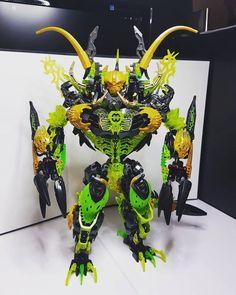 """75 Likes, 5 Comments - Bionicle-2015-MOCS (@bionicle2015mocs_) on Instagram: """"UMARAK - HELL DESTROYER #bionicle #bioniclemoc #bionicle2015 #bionicle2016 #herofactory  #lego…"""""""
