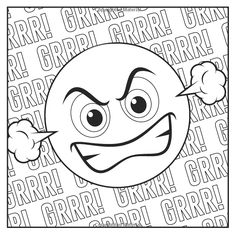 45 Beautiful Images Of Emoji Coloring Book - Coloring Page for Kids Emoji Coloring Pages, Love Coloring Pages, Printable Adult Coloring Pages, Disney Coloring Pages, Coloring Books, Coloring Sheets, Emoji Drawings, Swear Word Coloring Book, Hello Kitty Coloring