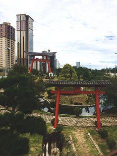 São José dos campos, japanes garden #brasil Golden Gate Bridge, Garden, Travel, Garten, Gardening, Viajes, Traveling, Outdoor, Gardens