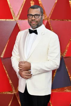 Jordan Peele attends the Annual Academy Awards at Hollywood & Highland Center on March 2018 in Hollywood, California.