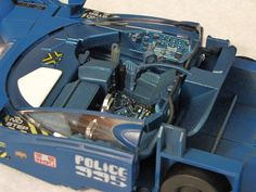 Propsummit.com a Blade Runner Prop Community Forum BladeRunnerProps.comView topic - Medicom Spinner. . . re-modded