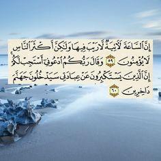 ٥٩ : ٦٠- غافر