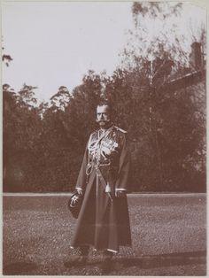 Spala 1912: O Imperador Nicolau II.