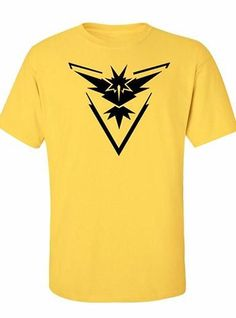 WMNS Pokemon Go Team Valor Tee Shirt
