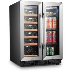 Beverage Refrigerator, Compact Refrigerator, Wine Fridge, Undercounter Refrigerator, Black Wire Basket, Beverage Center, Wine And Beverage Cooler, Wine Coolers, Pop Cans