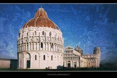 Piazza dei Miracoli, Pisa by #photolabronico