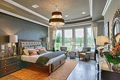 Master Bedroom Grand Homes, Model Homes, Master Bedroom, New Homes, Bed Room, Decorating Ideas, Furniture, Home Decor, Master Suite