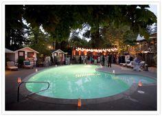Camp Wedding Inspiration - Dawn Ranch Lodge - Jesse Leake Photography