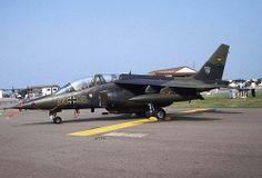 4065 Dassault-Breguet Dornier Alphajet, West German Air Force, RAF Upper Heyford, 6 May 1990