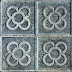 Barcelona street tiles
