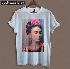 T-shirt Frida Kahlo | eBay