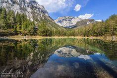 Grüner See und Gipfel der Meßnerin Indian Summer, Road Trip, Wanderlust, Europe, Mountains, Nature, Castles, Travelling, Trips