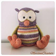 Harriet buho de crochet por MartinaCrochets en Etsy