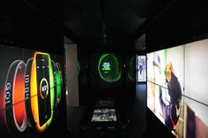 Nike fuel Map: a healthy way to explore London, a new shop experience