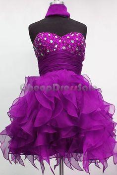 Short strapless bubble party homecoming dress  HCGD4054  Shoulder Dress #2dayslook #sunayildirim #ramirez701 #watsonlucy723 #ShoulderDress     www.2dayslook.nl