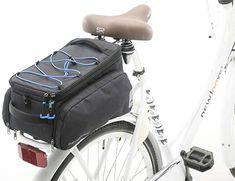 Die beste Fahrradtasche, die ich je hatte!! Sport & Freizeit, Sport, Radsport, Fahrradzubehör, Rucksäcke, Taschen & Körbe, Gepäckträgertaschen Suitcase, Bags, Fashion, Motorbikes, Road Cycling, Black, Handbags, Moda, Fashion Styles