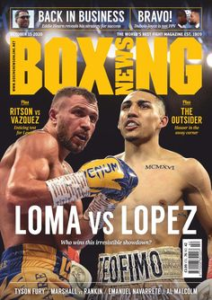 Boxing Images, Boxing Drills, Boxing History, Latest Issue, Boxing News, Magazine Covers, Galleries, Punch, Legends